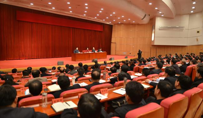 梁惠玲在全省深化国家监察体制改革试点工作专题培训班上强调